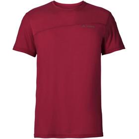 VAUDE Sveit - T-shirt manches courtes Homme - rouge